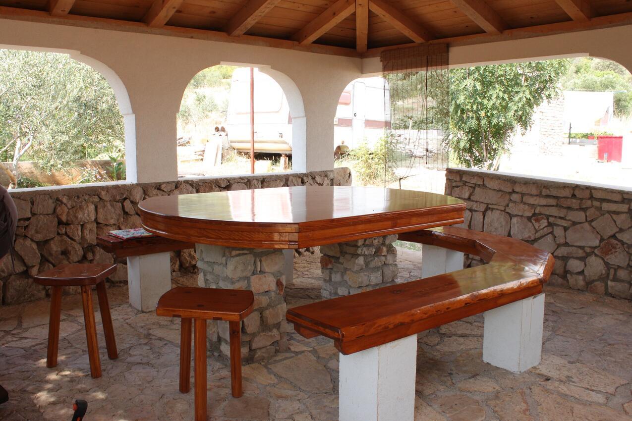 Ferienwohnung im Ort Dobropoljana (Paaman), Kapazität 4+1 (1012349), Nevidane, Insel Pasman, Dalmatien, Kroatien, Bild 22