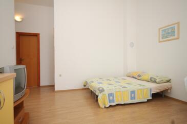 Preko, Dnevna soba v nastanitvi vrste apartment, Hišni ljubljenčki dovoljeni.