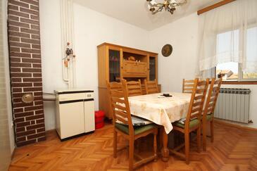 Kali, Jídelna v ubytování typu apartment, domácí mazlíčci povoleni.