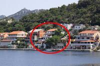 Апартаменты у моря Zaklopatica (Lastovo) - 8325