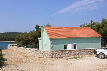 Uvala Soline, Pašman, Property 8326 - Vacation Rentals by the sea.