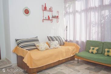 Okrug Gornji, Living room in the apartment, dopusteni kucni ljubimci.