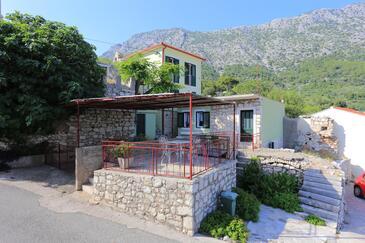Igrane, Makarska, Objekt 8332 - Ferienhaus am Kieselstränden.