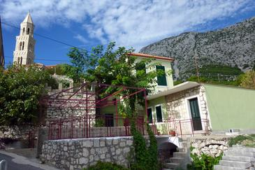 Igrane, Makarska, Property 8332 - Vacation Rentals with pebble beach.