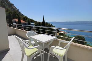 Apartmanok a tenger mellett Omis - 8334