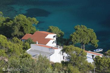 Pasadur, Lastovo, Property 8337 - Apartments by the sea.