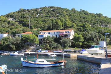 Zaklopatica, Lastovo, Property 8339 - Apartments and Rooms by the sea.