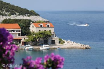 Zaklopatica, Lastovo, Property 8340 - Apartments by the sea.