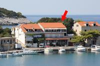 Apartments by the sea Zaklopatica (Lastovo) - 8341