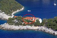 Apartments by the sea Zaklopatica (Lastovo) - 8341