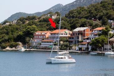 Zaklopatica, Lastovo, Property 8342 - Apartments by the sea.