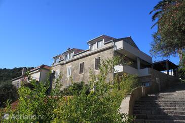 Lastovo, Lastovo, Property 8343 - Apartments with pebble beach.