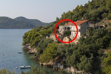 Ubli, Lastovo, Alloggio 8344 - Appartamenti affitto vicino al mare.