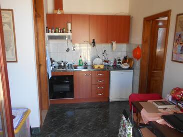 Zaklopatica, Kuchyně v ubytování typu apartment, domácí mazlíčci povoleni a WiFi.