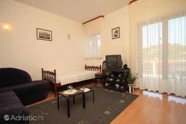 Zaklopatica, Living room in the apartment, WIFI.