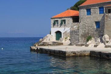 Lučica, Lastovo, Объект 8348 - Дом для отдыха вблизи моря.