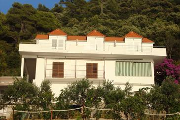 Ubli, Lastovo, Object 8354 - Appartementen by the sea.
