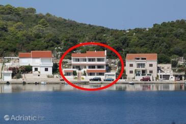 Pasadur, Lastovo, Property 8358 - Apartments by the sea.