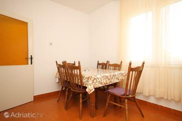 Ražanj, Dining room in the apartment, WIFI.