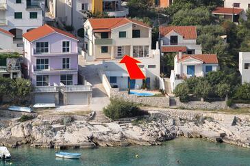 Bilo, Primošten, Objekt 8364 - Ubytování v blízkosti moře.