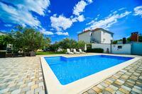 Rodinné apartmány s bazénem Biograd na Moru (Biograd) - 8371