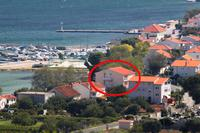 Apartments and rooms by the sea Tkon (Pašman) - 8377