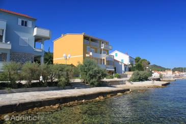 Preko, Ugljan, Property 8384 - Apartments by the sea.