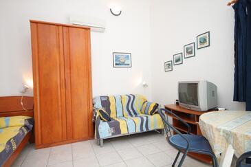 Pasadur, Camera de zi în unitate de cazare tip studio-apartment, aer condiționat disponibil, animale de companie sunt acceptate şi WiFi.