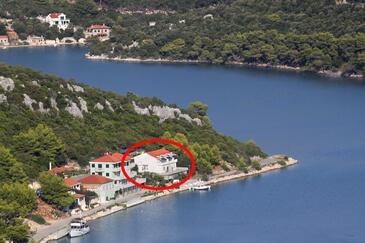 Pasadur, Lastovo, Imobil 8386 - Cazare în apropierea mării.
