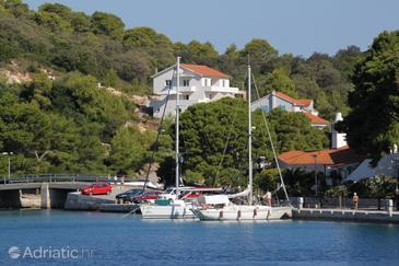 Pasadur, Lastovo, Property 8387 - Apartments by the sea.