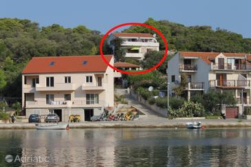 Pasadur, Lastovo, Property 8390 - Apartments by the sea.