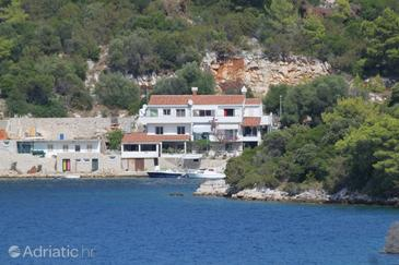 Pasadur, Lastovo, Property 8391 - Apartments by the sea.