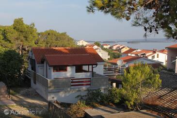 Tkon, Pašman, Объект 8395 - Апартаменты вблизи моря с песчаным пляжем.