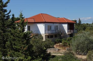 Ugljan, Ugljan, Property 8404 - Apartments with pebble beach.