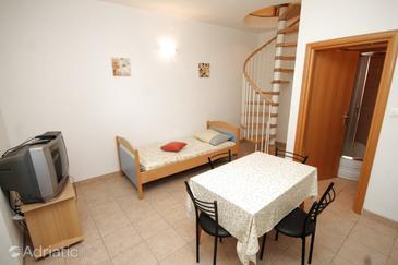 Poljana, Dining room in the apartment.