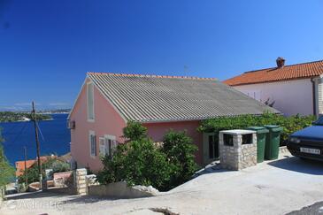 Kali, Ugljan, Szálláshely 8429 - Nyaralóház a tenger közelében.