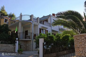 Okrug Gornji, Čiovo, Property 8441 - Apartments near sea with pebble beach.