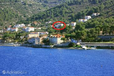 Vis, Vis, Property 8448 - Apartments with pebble beach.