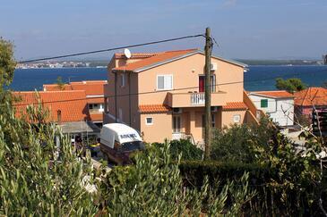 Tkon, Pašman, Objekt 8455 - Ubytování v blízkosti moře.