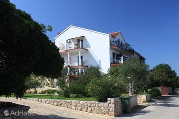 Tkon, Pašman, Property 8458 - Apartments near sea with sandy beach.