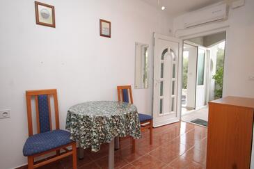 Mala Lamjana, Jedilnica v nastanitvi vrste apartment, dostopna klima, Hišni ljubljenčki dovoljeni in WiFi.