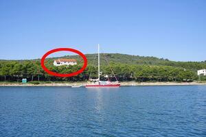 Apartmaji ob morju Zaliv Mala Lamjana (Ugljan) - 8461