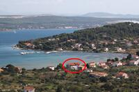 Apartments and rooms by the sea Mrljane (Pašman) - 8464