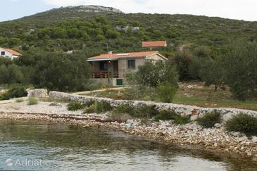 Uvala Sveti Ante, Pašman, Property 8499 - Vacation Rentals by the sea.