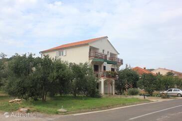 Kraj, Pašman, Property 8502 - Apartments with sandy beach.