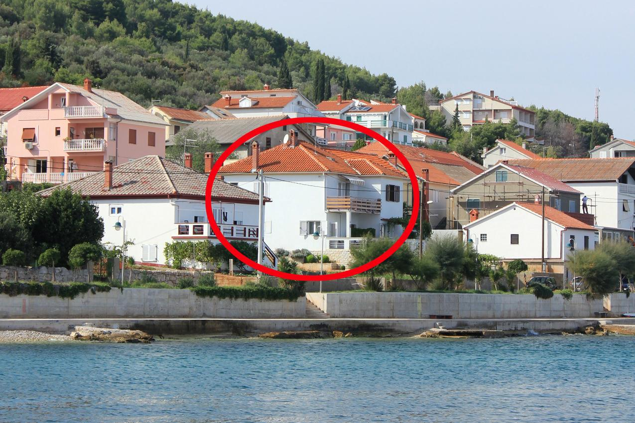Ferienwohnung im Ort Kali (Ugljan), Kapazität 2+1 (1012462), Kali, Insel Ugljan, Dalmatien, Kroatien, Bild 17
