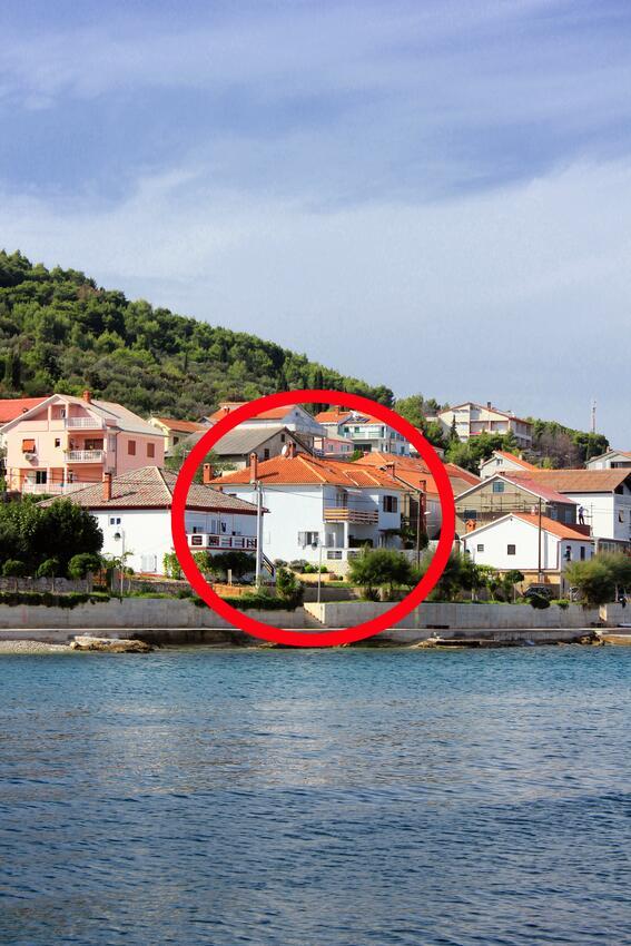 Ferienwohnung im Ort Kali (Ugljan), Kapazität 2+1 (1012462), Kali, Insel Ugljan, Dalmatien, Kroatien, Bild 18