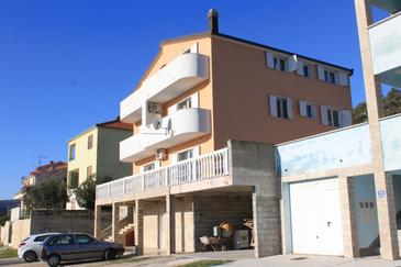 Seget Vranjica, Trogir, Property 8507 - Apartments with pebble beach.
