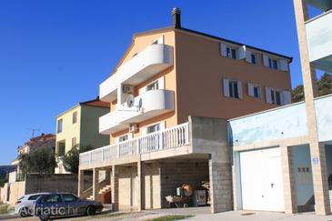 Seget Vranjica, Trogir, Objekt 8507 - Apartmani sa šljunčanom plažom.