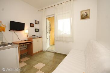 Ugljan, Living room in the apartment, WIFI.